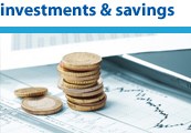 Investments & Savings